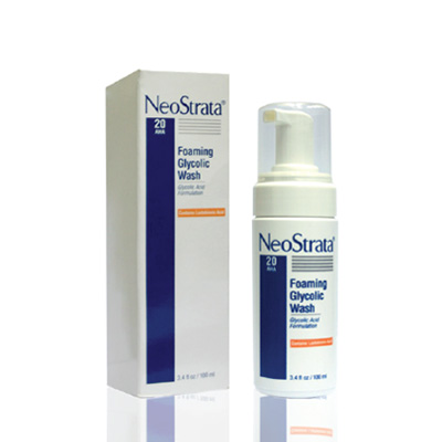 Neostrata Foaming Glvcolic Wash